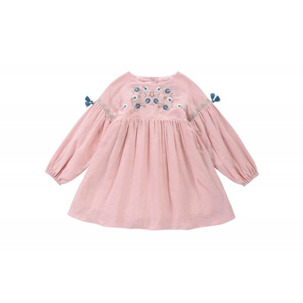 Girls Shamallow Cotton Dress