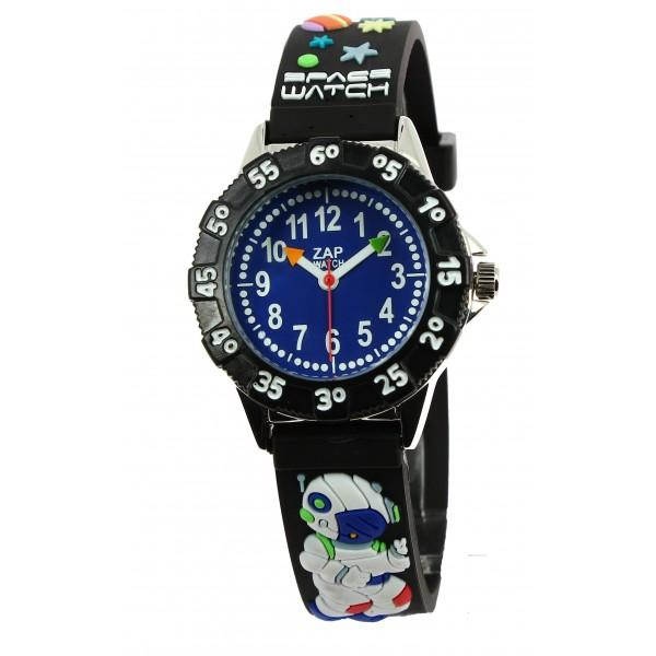Boys Black Space Watch(6-9Y)