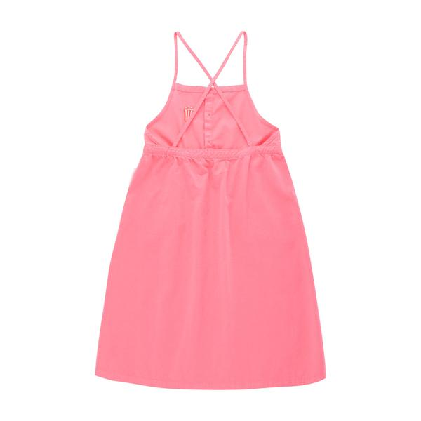 Girls Rose Cotton Dress