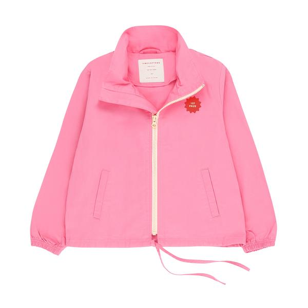 Girls Rose Cotton Jacket