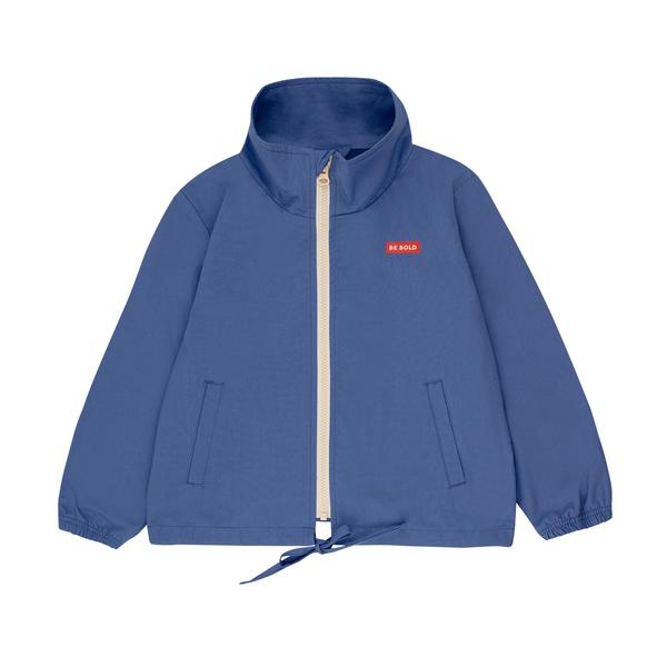 Boys & Girls Ultramarine Cotton Jacket