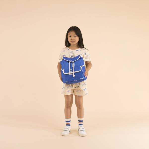 Boys & Girls Blue Backpack