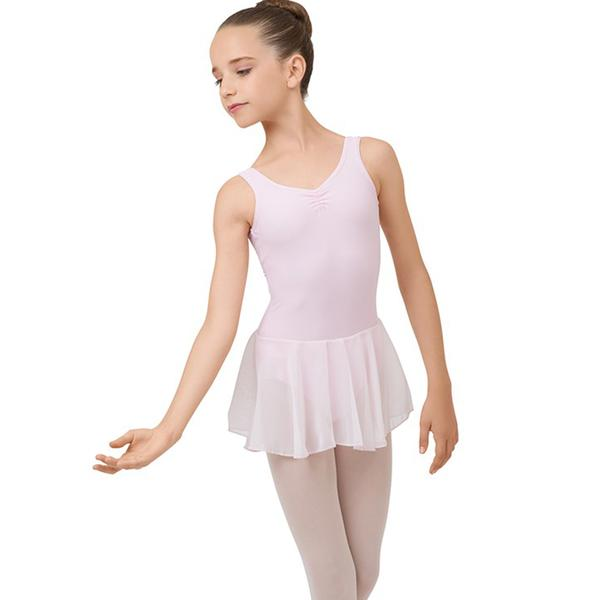 Girls Pale Pink Dress