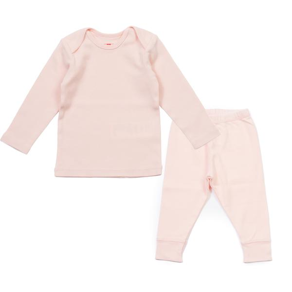 Baby Girls Rose Blossom Cotton Set
