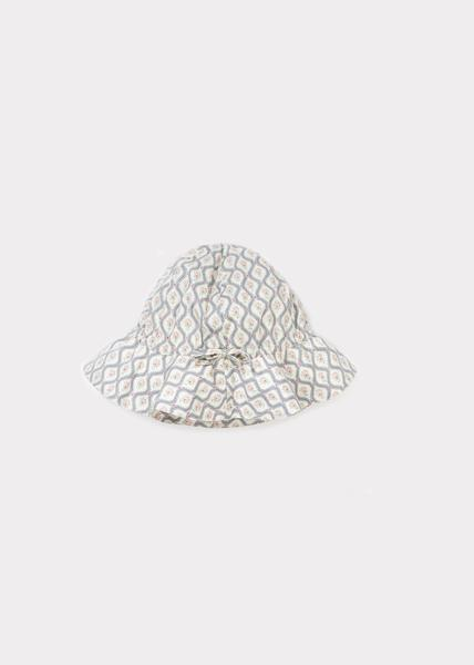 Girls Liberty Glissando Cotton Woven Hat