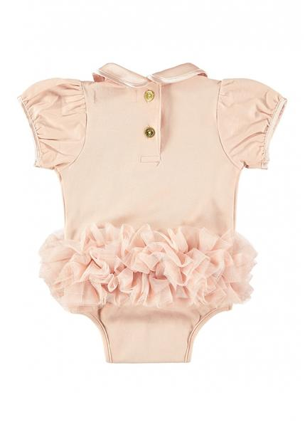 Baby Girls Blush Leotard